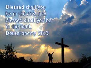 Rejoice Blessed
