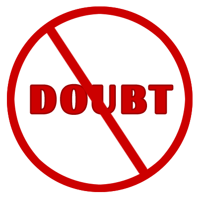 Say No to Doubt! – Jesus the Messiah