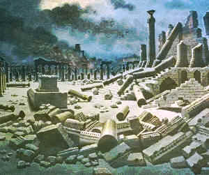 Jerusalem-Destroyed